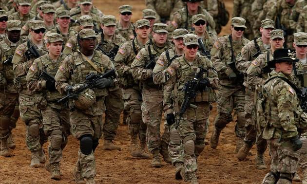Excercice d'envergure de l'OTAN en Lettonie et en Lituanie