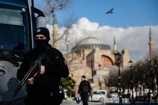 Turquie: dix suspects inculpés pour l'attentat d'Istanbul