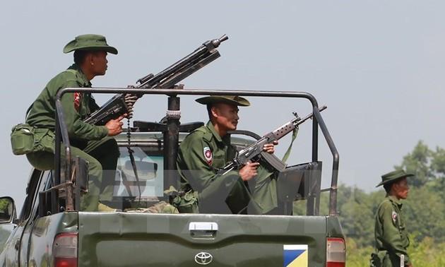 Rohingyas: Le Myanmar prolonge le couvre-feu à Maungtaw