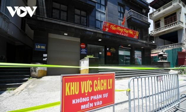 À partir de ce lundi 19 juillet, les Hanoiens ne sortiront qu'en cas de nécessité