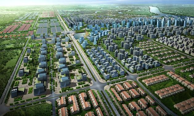 Real estate-Titik cerah dalam investasi Singapura di Vietnam