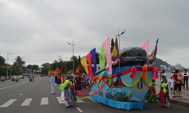 Nilai budaya dalam pengembangan pariwisata Provinsi Ba Ria-Vung Tau