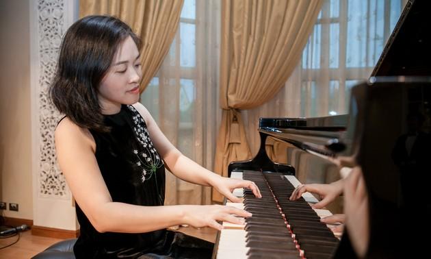 Pionis Trang Trinh-Seniwati yang meraih banyak hadiah musik internasional