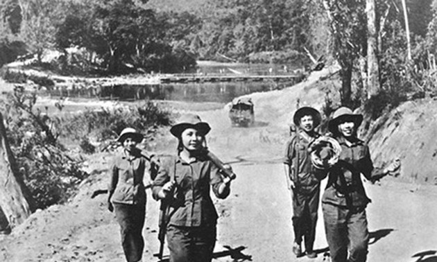 """Memori tentang satu masa """"membelah dataran Truong Son untuk menyelamatkan Tanah Air"""