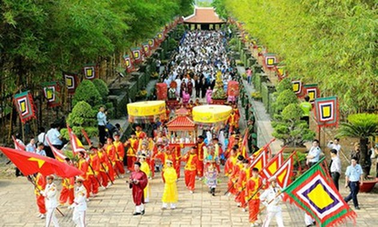 Hari Haul Cikal Bakal Bangsa Raja Hung: asal-usul negara  dan persatuan besar bangsa