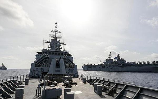 Australia: Tuntutan Tiongkok di Laut Timur tidak punya dasar hukum