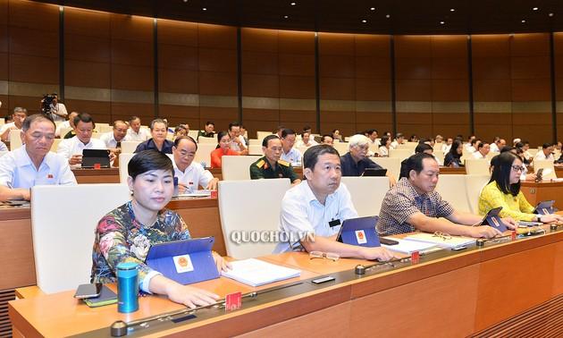 Berupaya keras untuk melaksanakan semua standar tentang ketenaga-kerjaan internasional