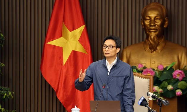 Viet Nam Bertekad Menjaga Hasil Pencegahan dan Penanggulangan Wabah Covid-19