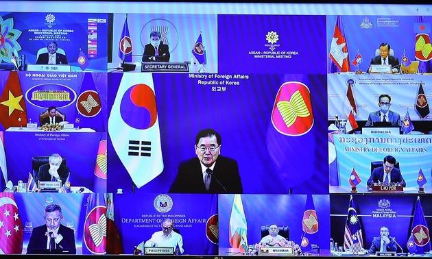 ASEAN Adalah Prioritas Primer dalam Politik Mengarah ke Selatan Baru dari Republik Korea