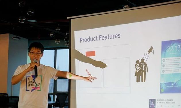 ໄວໜຸ່ມ ແລະ ຄວາມຄາດຫວັງ startup