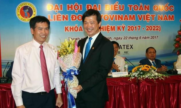 Artes marciales vietnamitas avanzan hacia la renovación