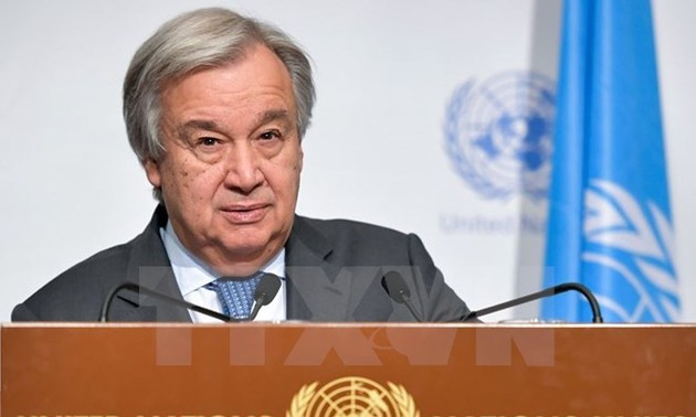 ONU expresa disposición a resolver la crisis ucraniana