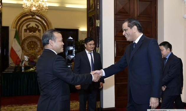 Vietnam y Kuwait afianzan cooperación