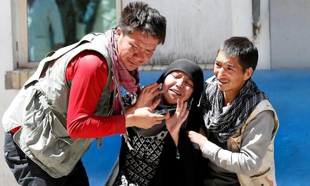 Cifra de muertes a causa del ataque en Kabul aumenta