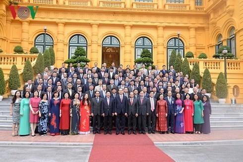 Vietnam sublima empeños diplomáticos en ultramar