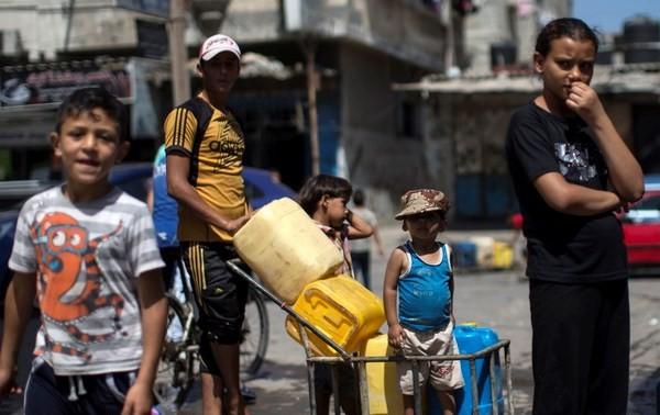 Titular de la ONU resalta importancia de la solidaridad con el pueblo palestino
