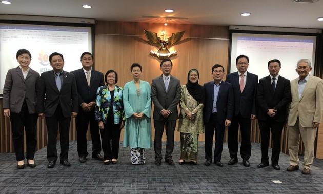 Vietnam preside el Consejo Ejecutivo del Instituto de la Paz y la Reconciliación de la Asean