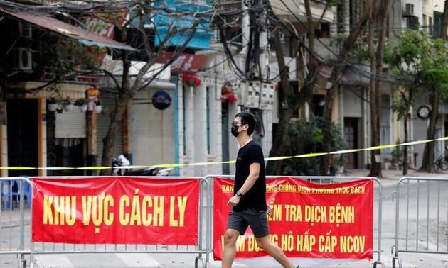 Prensa internacional aprecia gestión de Vietnam en lucha anti-coronavirus