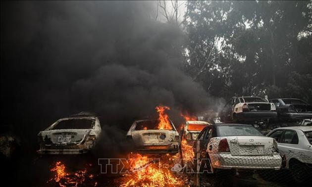 ONU pide fin de conflictos en Libia