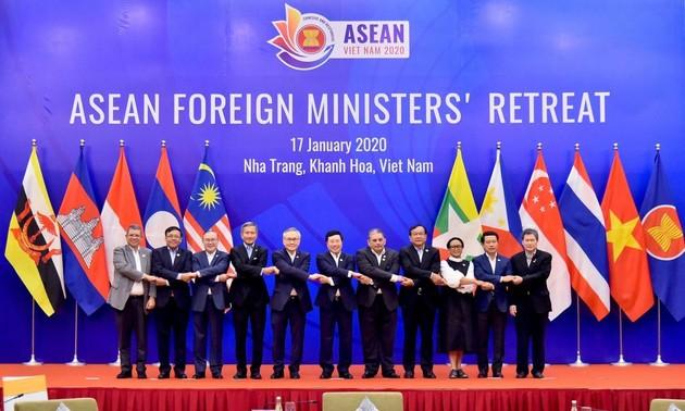 Asean emite la Declaración sobre la importancia del mantenimiento de paz y estabilidad en el Sudeste Asiático