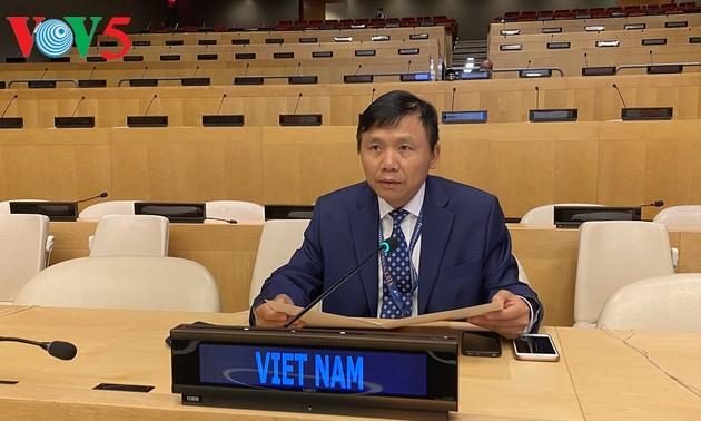 Vietnam respalda esfuerzos internacionales por ayudar a Somalia a superar dificultades socioeconómicas