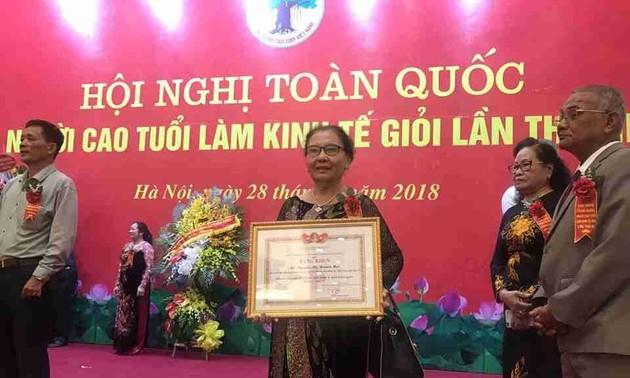 Nguyen Thi Huynh Mai, una mujer de negocios con una larga trayectoria