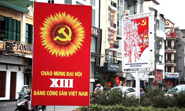 Cuba y la India exaltan el papel líder del Partido Comunista de Vietnam