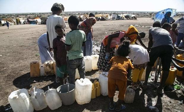 El PMA amplía la ayuda humanitaria para la región etíope de Tigray