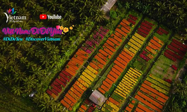"""El clip """"Vietnam - Destino cultural y gastronómico"""" publicado el 11 de febrero en YouTube"""