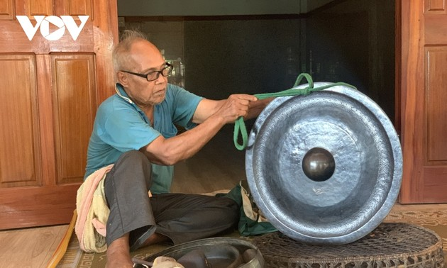Gia Lai por preservar el espacio cultural de gongs y batintines