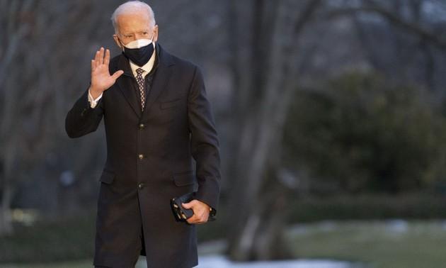 """""""Estados Unidos está de vuelta"""", el mensaje de la administración de Joe Biden"""