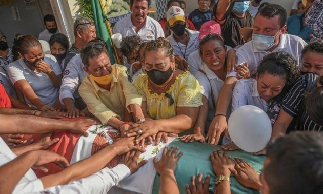 México comprometido a garantizar la seguridad para los políticos en las elecciones generales de 2021