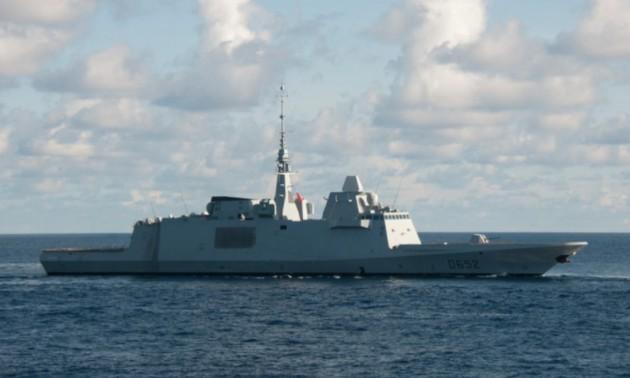 La Pérouse: ejercicio naval cuádruple y asociación estratégica de la India con Francia