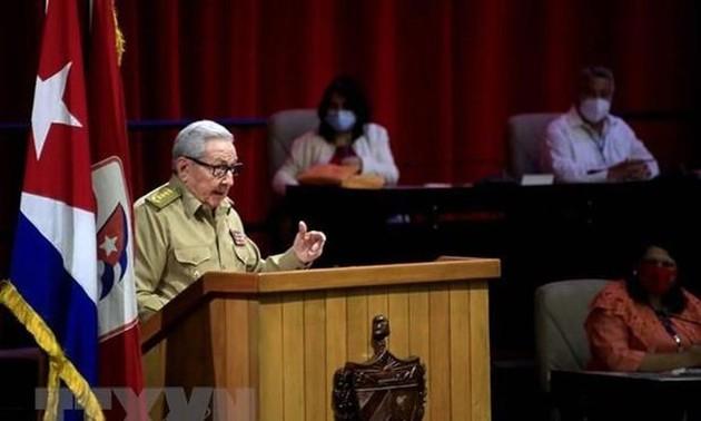 Aprueban cinco resoluciones del VIII Congreso del Partido Comunista de Cuba