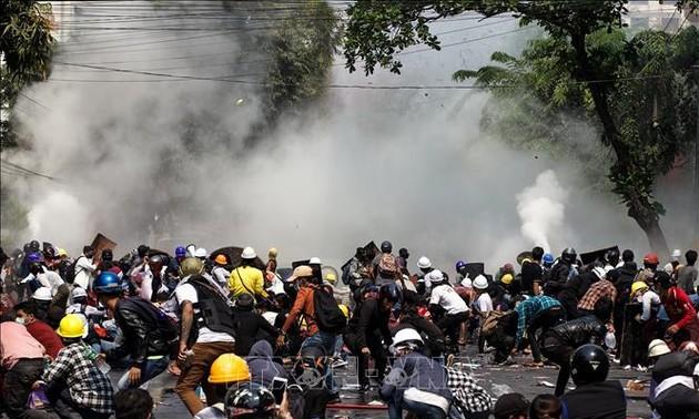 Myanmar deja abierta la posibilidad de resolver los asuntos internos a la manera de la Asean