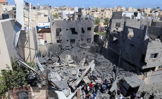 Emiratos Árabes Unidos listos para apoyar los esfuerzos de paz entre Israel y Palestina