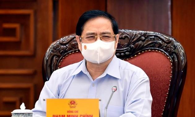 Gobierno vietnamita orienta la elaboración del Plan de Inversión Pública, 2021-2025