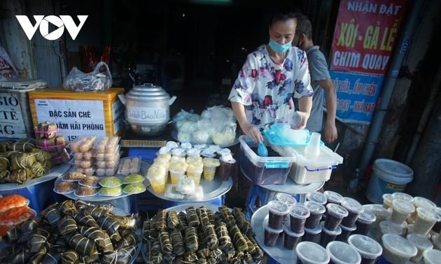 La fiesta de Doan Ngo en Hanói