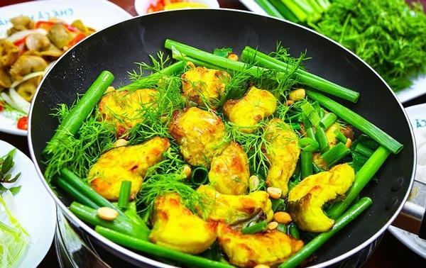 Prensa británica propone platos típicos en Vietnam