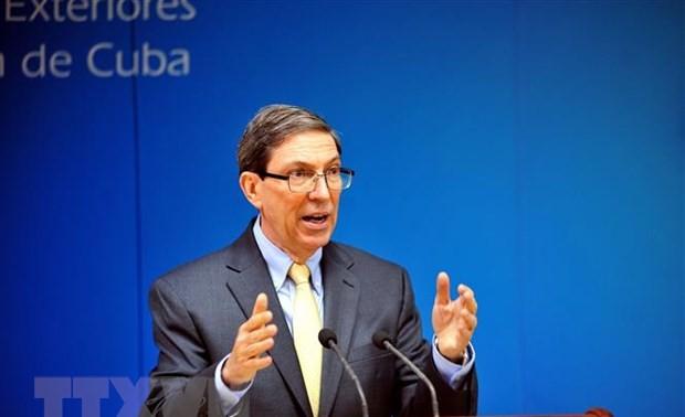 Cuba rechaza argumentos de Estados Unidos sobre derechos humanos