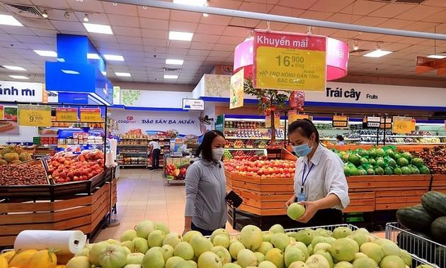 Hanói preparada para garantizar el suministro de alimentos en medio del covid-19