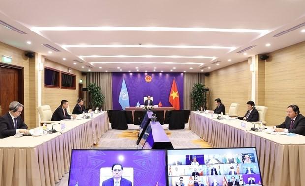 Reconocimiento internacional de la postura de Vietnam en materia de seguridad marítima