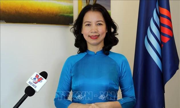 Parlamento de Vietnam con contribuciones activas en la cooperación multilateral