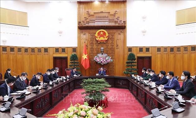 Vietnam y Japón por afianzar la cooperación en defensa
