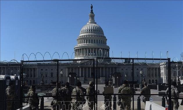 Estados Unidos despliega la Guardia Nacional para proteger el Capitolio