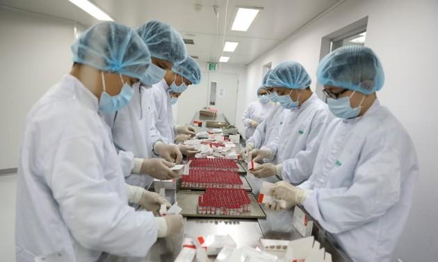 Vietnam produce con éxito el primer lote de la vacuna rusa Sputnik V