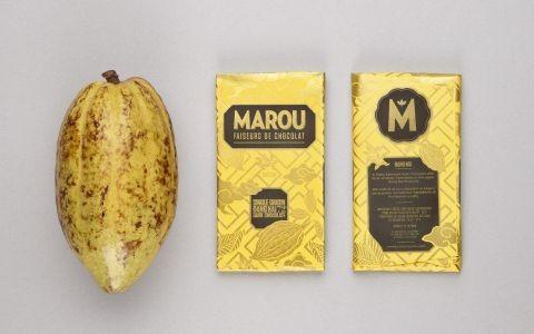 ベトナム産の「マルゥ・チョコレート」