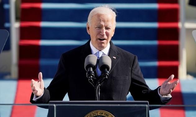 米新大統領、政権運営に着手