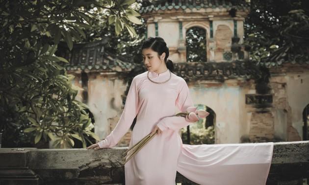 ベトナム人女性の美しさにちなんだ歌
