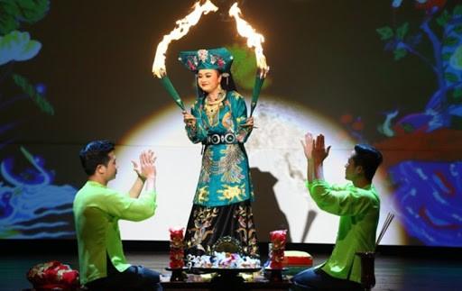 ベトナム民謡チャウバンの曲(2)